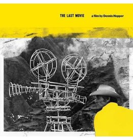 Earth Recordings Various - Dennis Hopper's 'The Last Movie'