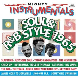 Rhythm And Blues Various - Mighty Instrumentals Soul & R&B-Style 1965