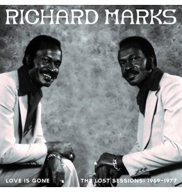 Now-Again Reserve Edition Richard Marks - Love Is Gone (The Lost Sessions: 1969-1977)