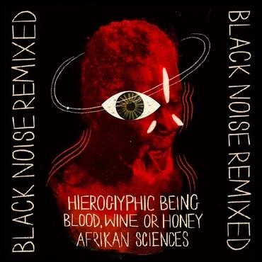 On The Corner Records Khalab - Black Noise 2084 (Remixed)