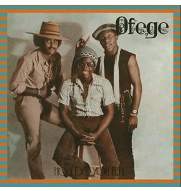 Tidal Waves Music Ofege - How Do You Feel
