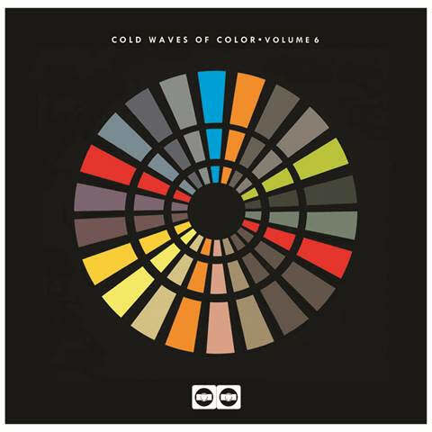 Color Tapes Various - Cold Waves of Color Volume 6