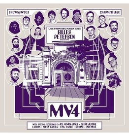 Brownswood Recordings Various - Gilles Peterson Presents: MV4