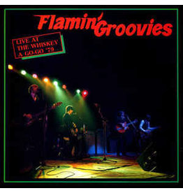 Revenge Records Flamin' Groovies - Live at The Whiskey A Go-Go '79