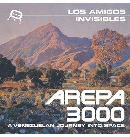 Luaka Bop Los Amigos Invisibles - Arepa 3000