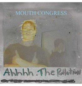 Captured Tracks Mouth Congress - Ahhh the Pollution