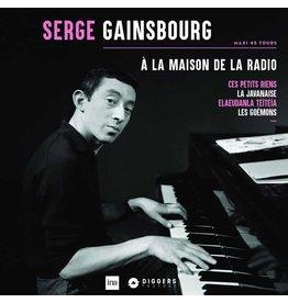 INA Serge Gainsbourg - A La Maison de la Radio