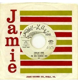 Phil-LA of Soul The New Clarence Reid - Cadillac Annie b/w Tired Blood