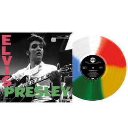 L.M.L.R. Elvis Presley - The Forgotten Album