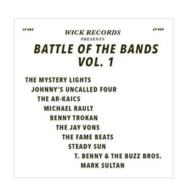 Wick Records / Daptone Various - Wick Records: Battle Of The Bands Vol.1