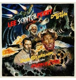 Upsetter Lee Scratch Perry - Lee Scratch Perry meets Daniel Boyle to Drive the Dub Starship through the Horror Zone