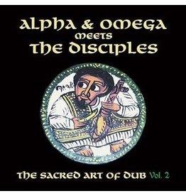 Mania Dub Alpha & Omega meets The Disciples - Sacred Art Of Dub Volume 2