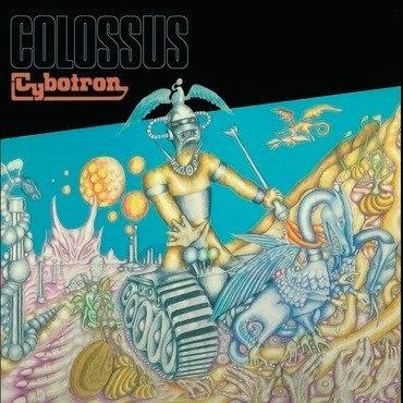 Dual Planet Cybotron - Colossus