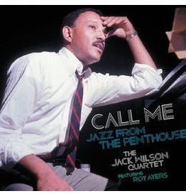 Century 67 Jack Wilson Quartet featuring Roy Ayers - Call Me: Jazz from the Penthouse
