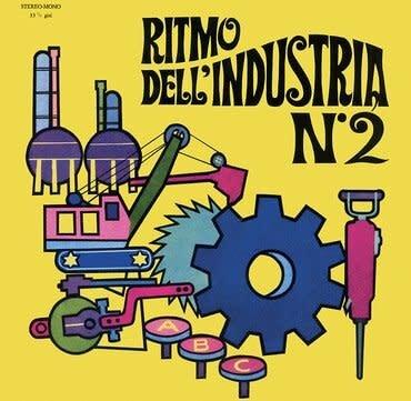 BTF Alessandro Alessandroni - Ritmo dell'industria n. 2