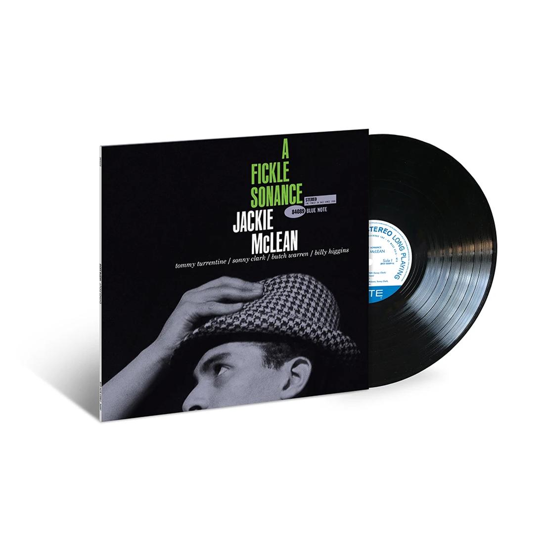 Blue Note Jackie McLean - A Fickle Sonance
