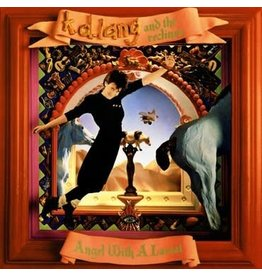 Warner Records Label K.D. Lang - Angel with A Lariat