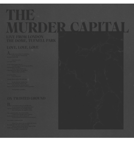 Human Season Records The Murder Capital - Live from London: The Dome, Tufnell Park