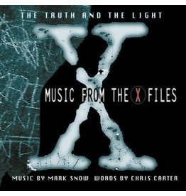 Warner Records Label Various - The Truth And The Light (Music From The X-Files) (OST)