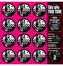 Two Tone Records Various - This Are Two Tone (Half Speed Master)