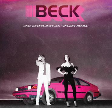 Capitol Beck & St. Vincent - Uneventful Days (St. Vincent Remix)