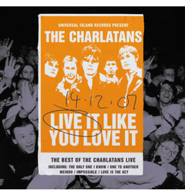 UMC The Charlatans - Live It Like You Love It