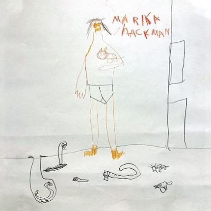 AMF Records Marika Hackman - Any Human Friend
