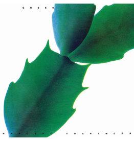 Light In The Attic Hiroshi Yoshimura - Green (Coloured Vinyl)