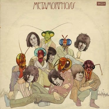 Abkco The Rolling Stones - Metamorphosis