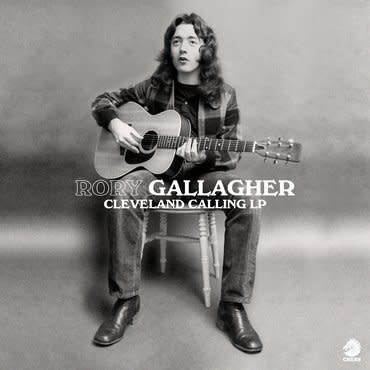 Chess Rory Gallagher - Cleveland Calling