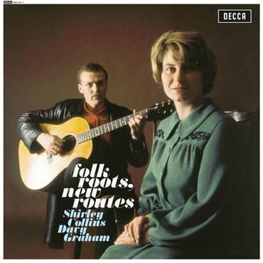 Decca Shirley Collins & Davy Graham - Folk Roots, New Routes
