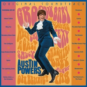 Hollywood Various - Austin Powers: International Man of Mystery