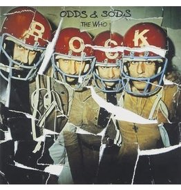 Polydor The Who - Odds and Sods