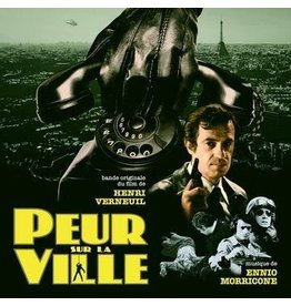 WEWANTSOUNDS Ennio Morricone - Peur Sur La Ville OST