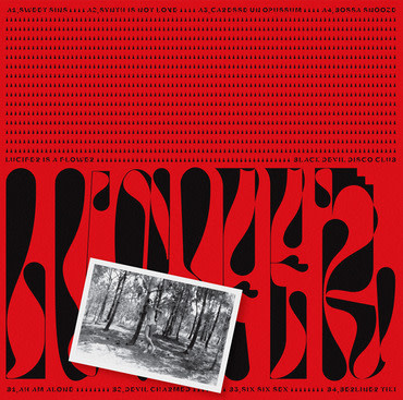 Lo Recordings Black Devil - Lucifer is A Flower