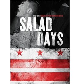 Wienerworld Salad Days: A Decade of Punk in Washington, DC (1980-90) DVD