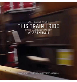 Invada Records Warren Ellis - This Train I Ride (Original Soundtrack)