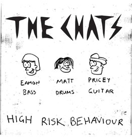 Bargain Bin Records The Chats - High Risk Behaviour (Indie Exclusive Coloured Vinyl)