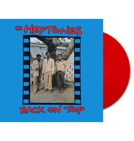 Burning Sounds Heptones - Back On Top (Coloured Vinyl)
