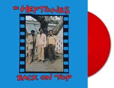 Burning Sounds Heptones - Back On Top (Coloured Vinyl)