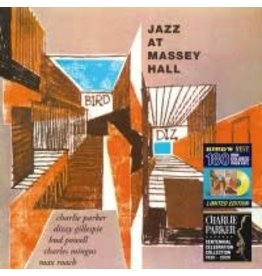 Birds Nest Charlie Parker - Jazz At Massey Hall (Coloured Vinyl)