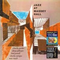 Birds Nest Charlie Parker - Jazz At Massey Hall (Coloured Vinyl)