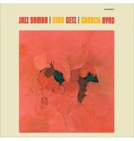 Groove Replica Stan Getz & Charlie Byrd - Jazz Samba