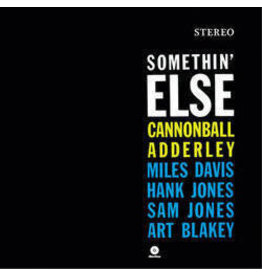 Groove Replica Cannonball Adderley - Somethin' Else