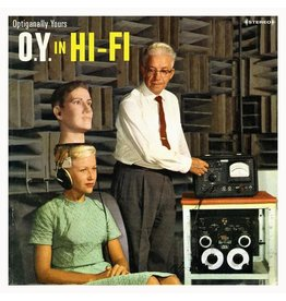 Joyful Noise Recordings Optiganally Yours - O.Y. in Hi-Fi (Coloured Vinyl)