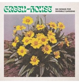 Leaving Records Green-House - Six Songs for Invisible Gardens
