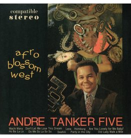 Cree Records Andre Tanker Five - Afro Blossom West