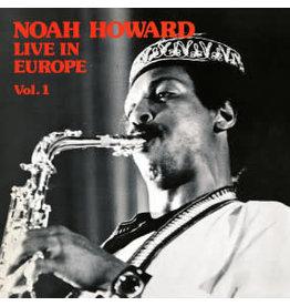 Sconsolato Noah Howard - Live In Europe Vol. 1