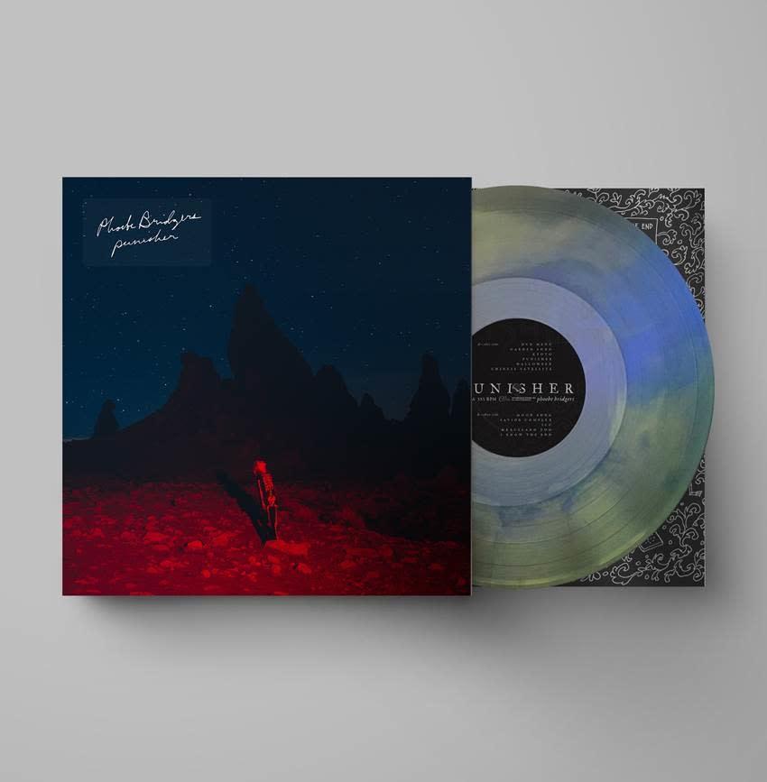 Dead Oceans Phoebe Bridgers - Punisher (Coloured Vinyl)