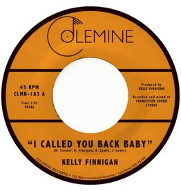 Colemine Kelly Finnigan - I Called You Back Baby